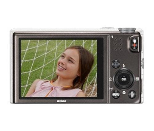 Nikon Coolpix S9600 biały