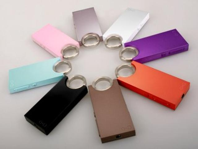 Cowon iAudio E2 – konkurent dla iPoda Shuffle