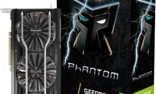 Gainward GeForce RTX 2070 SUPER Phantom 8GB GDDR6 (471056224-1204)