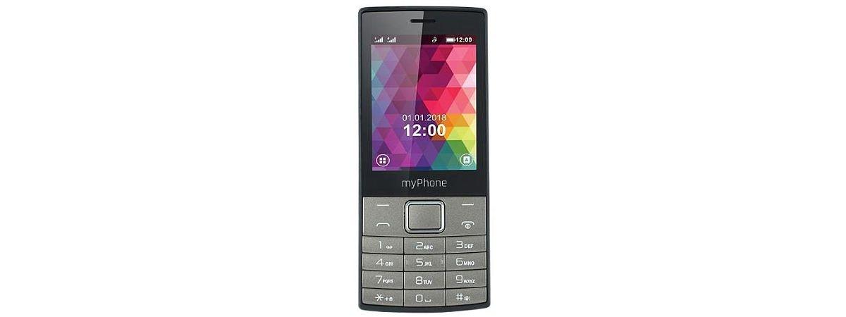 klasyczny telefon myPhone 7300