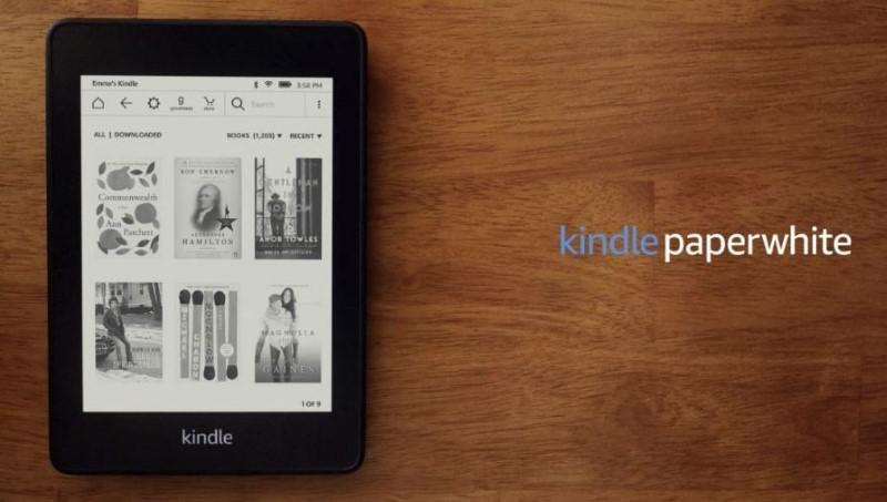 Kindle paperwhite 4 wodoodporny i tani