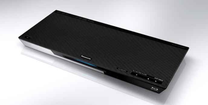 Odtwarzacz Blu-ray Disc 3D Panasonic DMP-BDT320 - film to tylko jedna z wielu opcji!