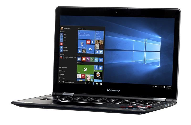 Lenovo Yoga ( Core i3-5005U ; 14,1