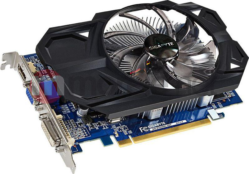 Gigabyte Radeon R7 240 OC 2GB DDR3 (128 bit) HDMI, DVI, D-Sub