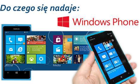 Windows Phone - czy się do czegoś nadaje?