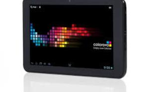 Colorovo CityTab 3D 8
