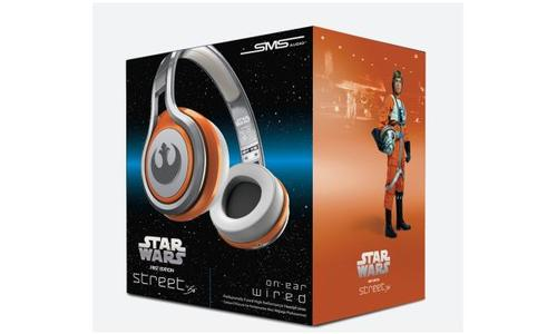 SMS Audio SMS-ONWD-SW-REBEL STAR WARS