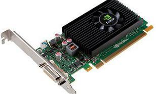 Fujitsu NVIDIA NVS 315 1GB DDR3 (64Bit) PCIe x16 (S26361-F2748-L316)