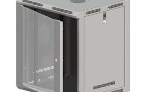 ALAN Szafa wisząca 12U 600x400 SW-12U-600-400-N