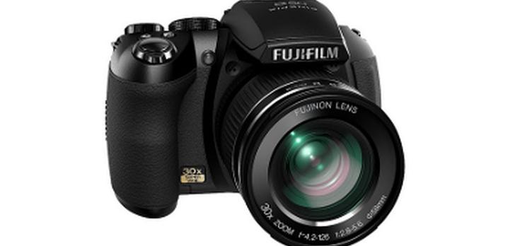 Fujifilm FinePix HS10 [Prezentacja]
