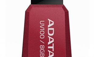 A-Data DashDrive UV100 8GB USB2.0 czerwony - mini
