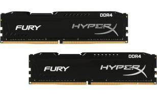 HyperX DDR4 Fury Black 16GB/2400 (2*8GB) CL15 !!