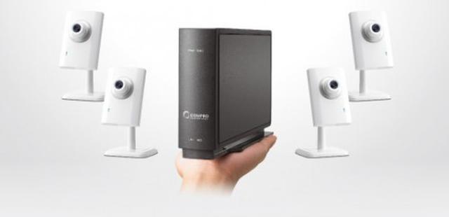 Compro wprowadza na rynek zestaw zdalnego nadzoru dla domu i sklepów detalicznych
