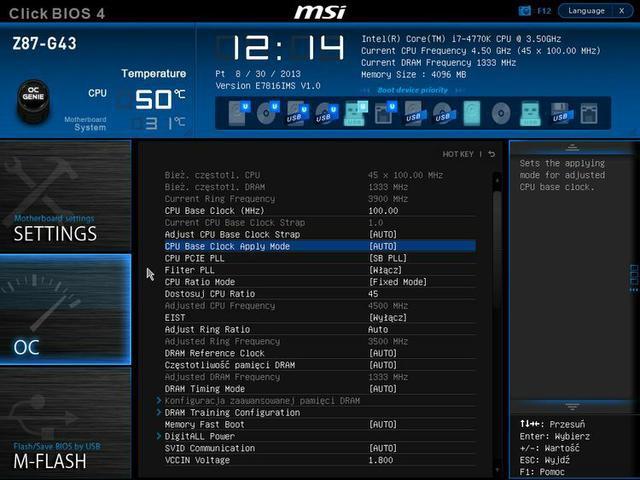 MSI Z87-G43 uefi fot3