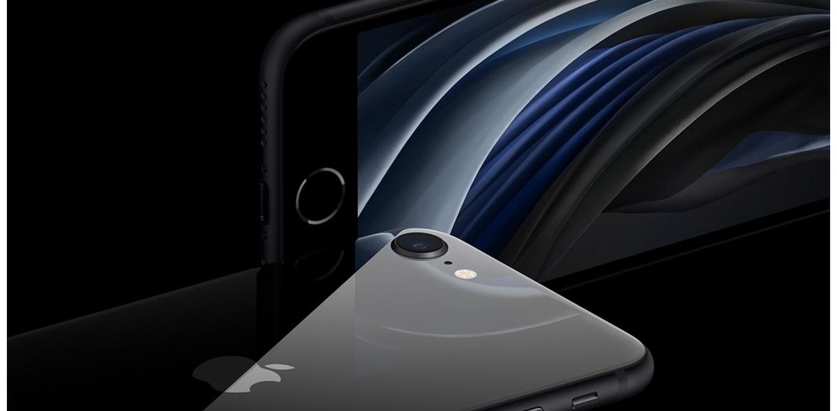 iPhone SE to urządzenie wykonane ze szkła i aluminium