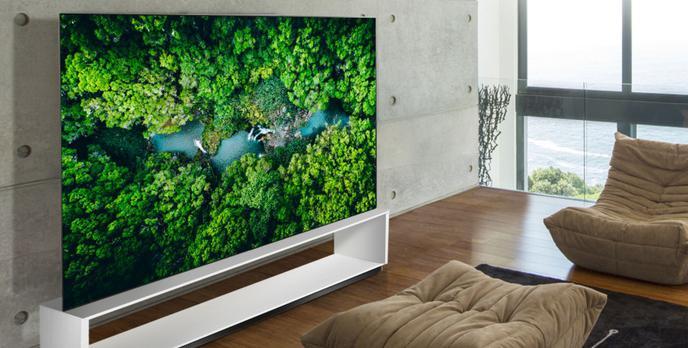 Telewizory z prawdziwym 8K od LG na CES 2020