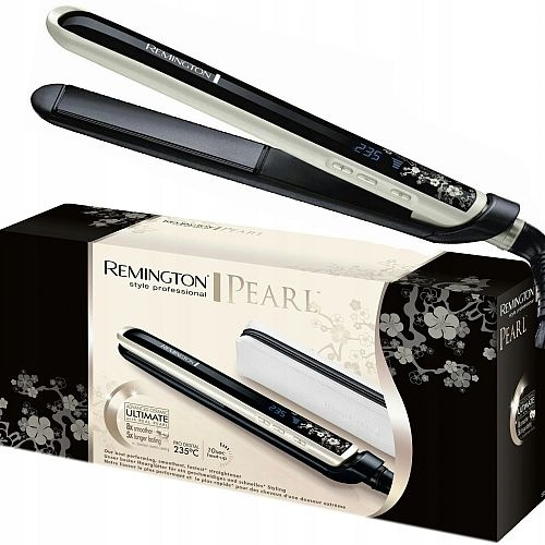 prostownica z etui Remington Pearl Straightener S9500