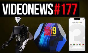Pixele lepsze od Jabłek, Kosmiczne Roboty i Nowe Stare Procesory - VideoNews #177
