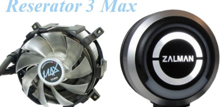 Zalman Reserator 3 Max - test kompaktowego chłodzenia wodnego