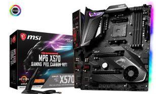 MSI MPG X570 GAMING PRO CARBON WIFI - RATA GRATIS I W TYM ROKU NIE