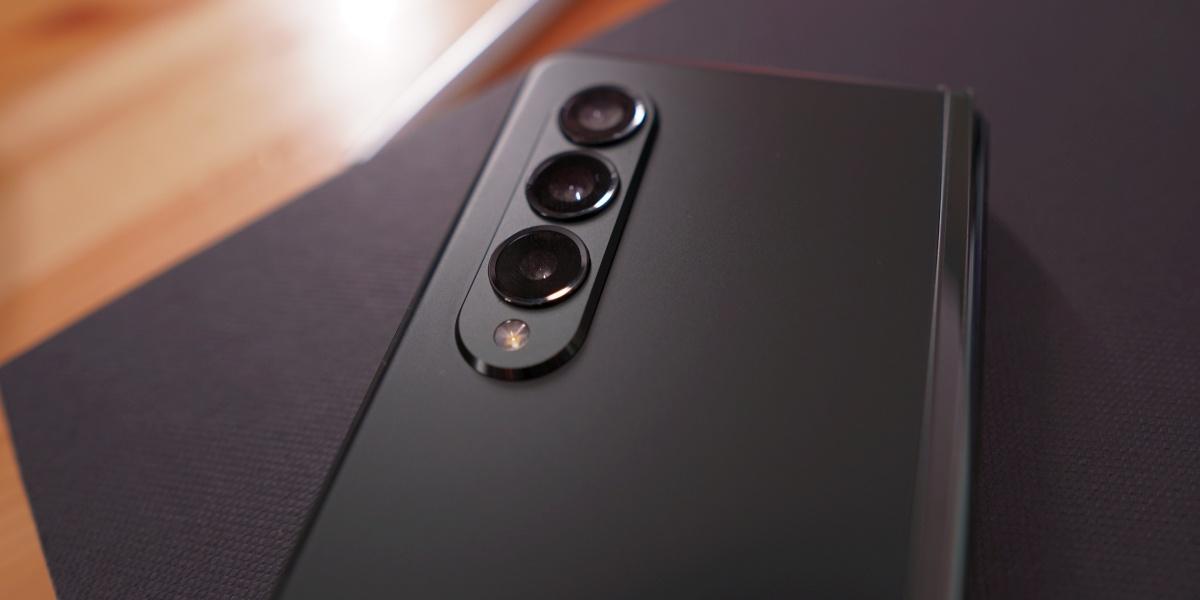 Aparaty w Samsung Galaxy Z Fold 3 pozostaną tajemnicą