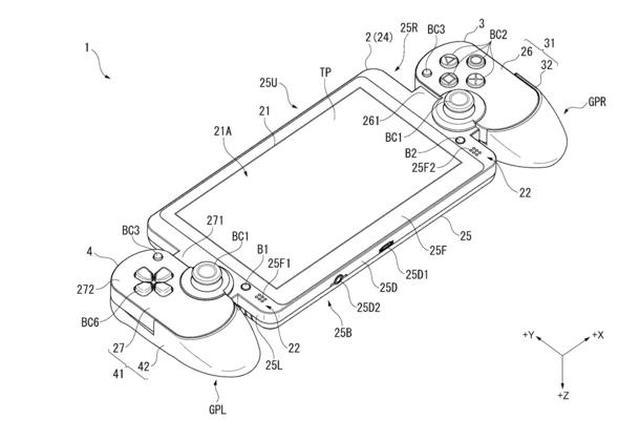 Tajemniczy patent Sony