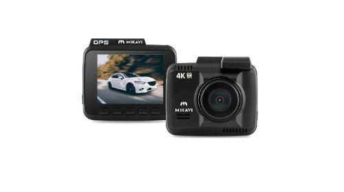 Mikavi PQ3 GPS 4K WIFI na białym tle