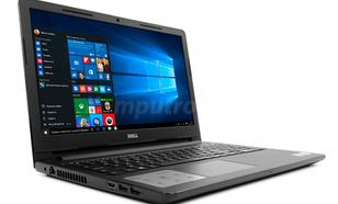 DELL Inspiron 15 3576-4497 - czarny - 240GB SSD | 16GB