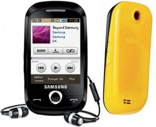 Samsung Corby (S3650)