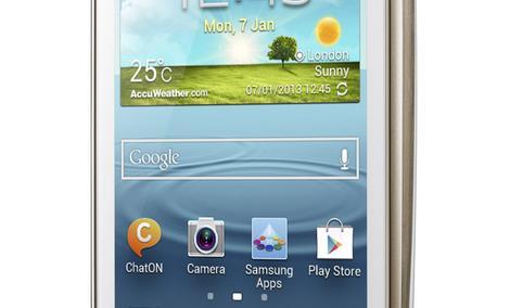 Samsung GALAXY Fame - nowy zgrabny smartfon od Samsunga