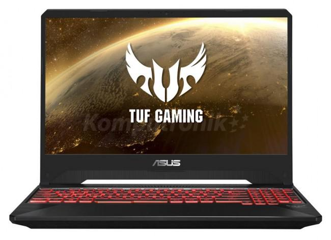 ASUS TUF Gaming FX505GM-AL460T 15,6'' Intel Core i7-8750H - 8GB RAM -