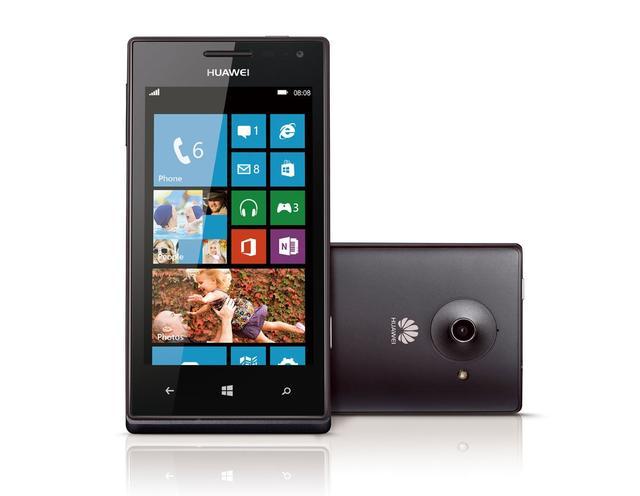 Huawei Ascend W1 - kolejny smartfon z systemem Windows Phone 8