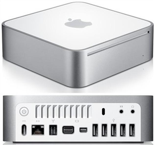 Mac mini Apple - niepozorny, ale bardzo wydajny komputer stacjonarny