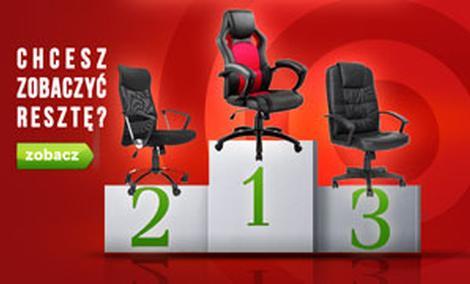 Ranking Foteli i Krzeseł Biurowych - Styczeń 2015