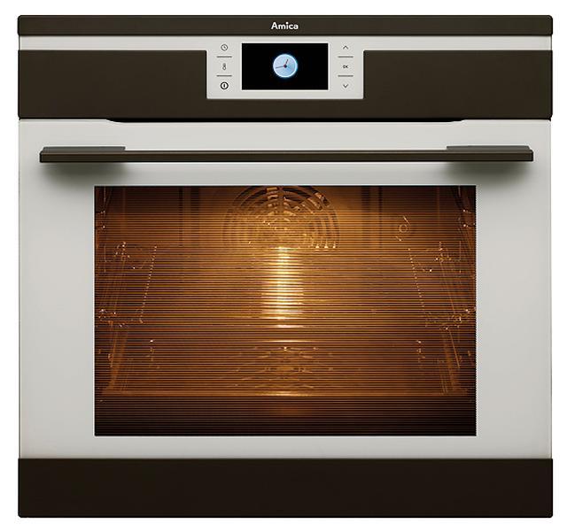 Amica integra Ebi81074C - praktyczny test wygodnej i prostej obsługi piekarnika