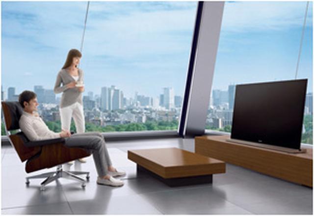 Sony BRAVIA HX920 - telewizor 3D z WiFi