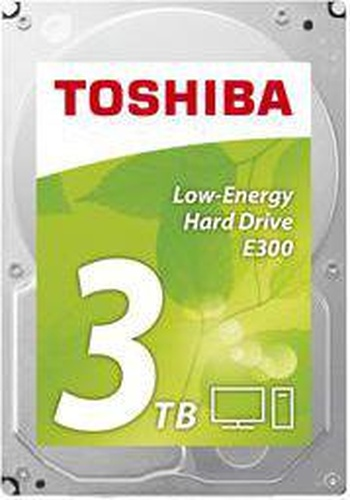 Toshiba E300 Low-Energy 3.5 3TB