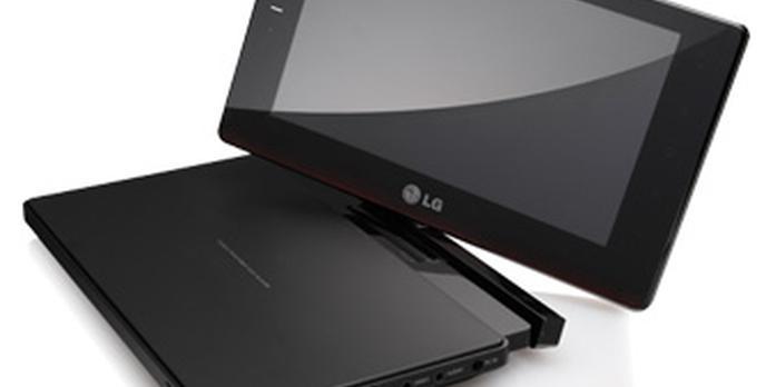 LG DP581B - przenośny odtwarzacz DVD
