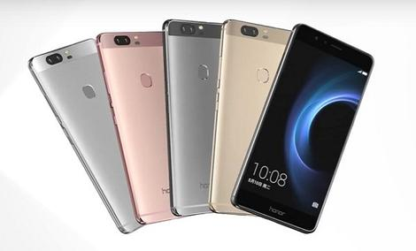 Honor V8 - Pierwszy Smartfon z Rozdzielczością Ekranu QHD od Huawei!