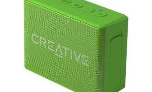 Creative MUVO 1c (zielony) - z opaską Xiaomi Mi Band 2 za pół ceny!