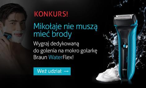[KONKURS] Braun WaterFlex - ogłoszenie Wyników