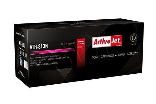ActiveJet ATH-313N magenta toner do drukarki laserowej HP (zamiennik 126A CE313A) Supreme