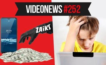 Podatek od smartfonów, gry nowej generacji, e-learning męczy - VideoNews #252