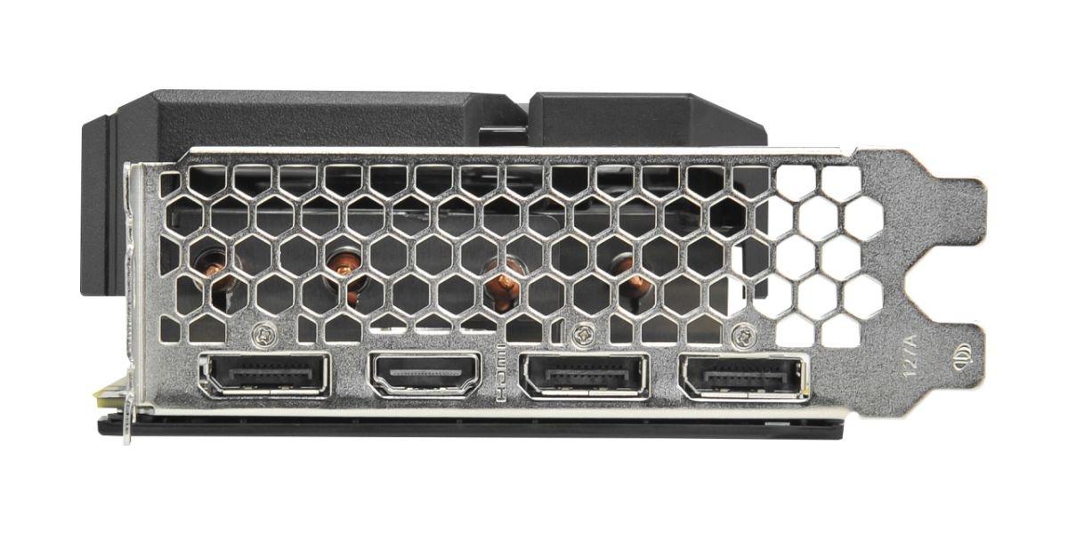 Gainward GeForce RTX 2070 SUPER Phoenix GS - porty