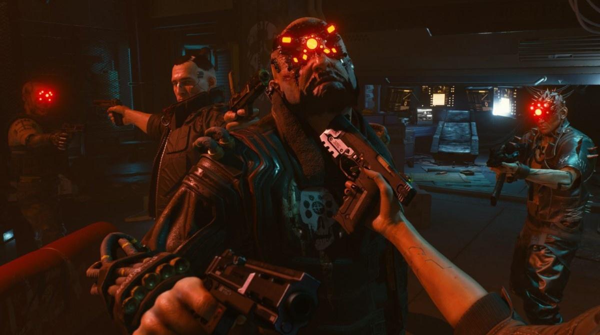 Zdjęcie Cyberpunka ze Steama