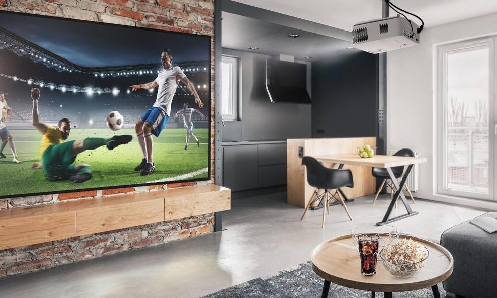Projektory Optoma dla fanów rozgrywek sportowych
