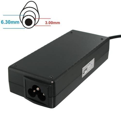 Whitenergy Zasilacz 19V | 3.16A 60W wtyk 6.3*3.0mm Toshiba 04135