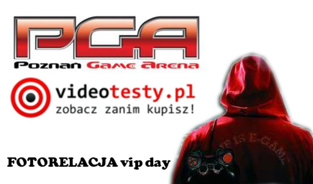 Poznań Game Arena 2013 pierwszy dzień: fotorelacja