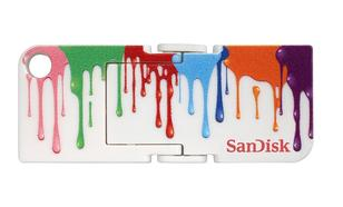 SanDisk Cruzer Pop 16GB Paint