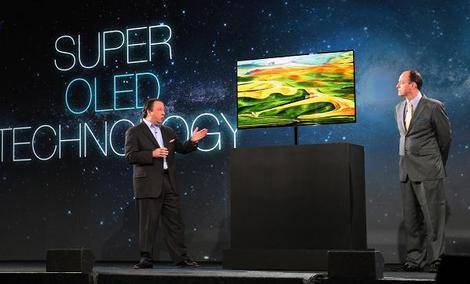 Samsung prezentuje wizję przyszłości elektroniki użytkowej na targach CES 2012